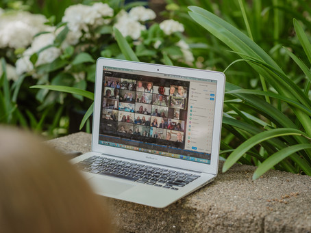 VIRTUAL VS IN-PERSON EVENTS - and what to consider