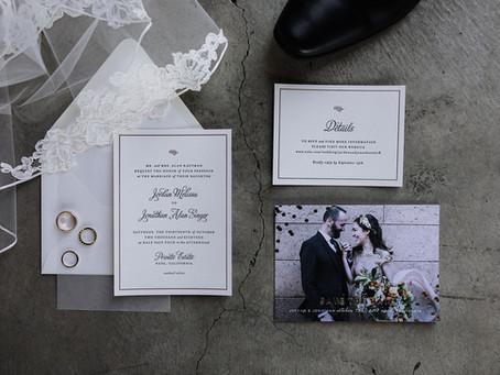 FALL WEDDING INSPIRATION - PRIVATE NAPA ESTATE