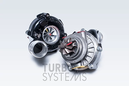 Turbo Systems 4.0 TFSI TS1 Upgraded Turbo Chargers - STAGE 1