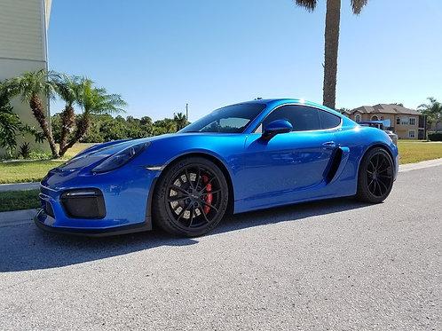 981 Porsche GT4 Tuning