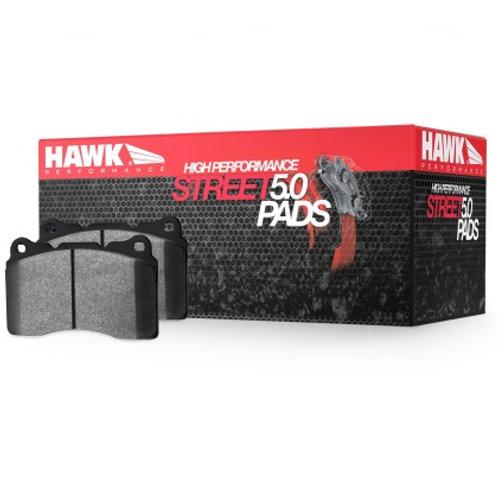 Hawk Performance - HB780B.625 -C7/C7.5 S6/S7 Front Pads
