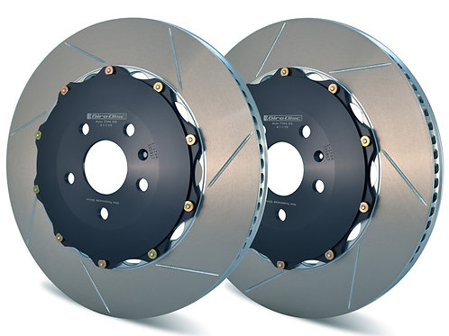 Girodisc Front Floating Rotors for Audi C7 S6/S7/S8