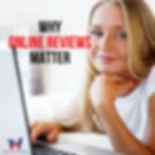 Top 10 List: Why Online Reviews Matter