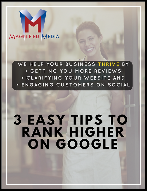 3 Easy Tips to Rank Higher on Google