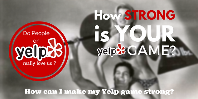 How strong is your Yelp game?