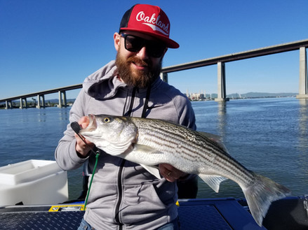 I love Soo Hoo Sportfishing in Oakley, California