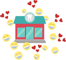Dentists and Orthodontists get more clients with more reviews and a new website