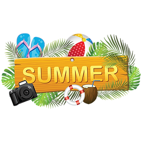 —Pngtree—creative summer board with