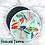 Thumbnail: Feuillage Tropical - Compresses d'Allaitement