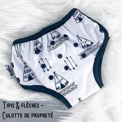 Tipis et Fleches - Culotte de Proprete