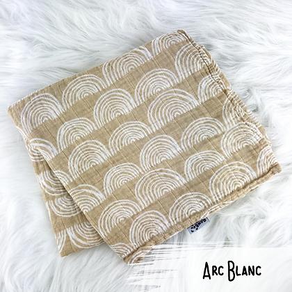 Arc Blanc - Doudou Mousseline
