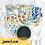 Thumbnail: Jardin Fleuri - Compresses d'Allaitement