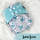 Thumbnail: Ancre Bleue - Couche Lavable