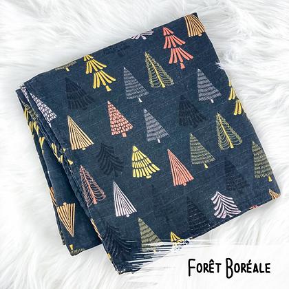 Foret Boreale - Doudou Mousseline
