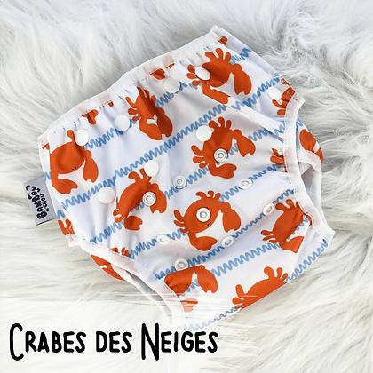 Crabes des Neiges - Couche de Piscine