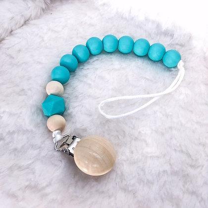 Turquoise - attache-suce