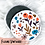 Thumbnail: Fleurs Vintages - Compresses d'Allaitement