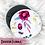 Thumbnail: Douceur Florale - Compresses d'Allaitement