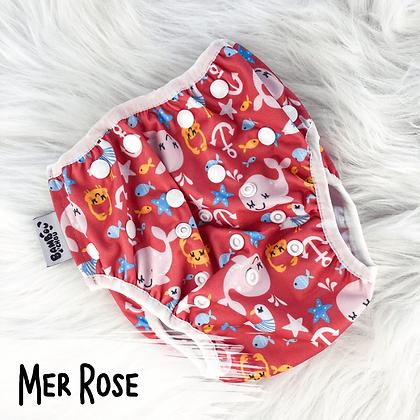 Mer Rose - Couche de Piscine