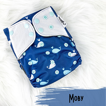 Moby - Couche Lavable