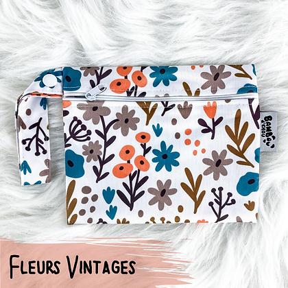 Fleurs Vintages - Mini Sac
