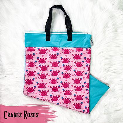 Crabes Roses - Sac a Lessive