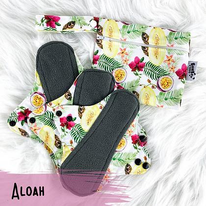 Aloah - Serviettes Hygieniques