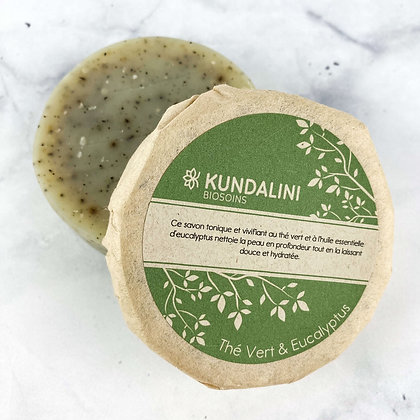 The vert et eucalyptus