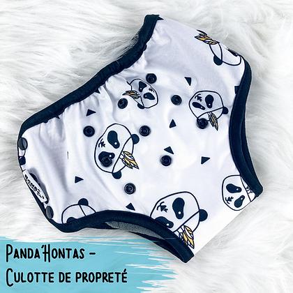 Panda'Hontas - Culotte de Proprete