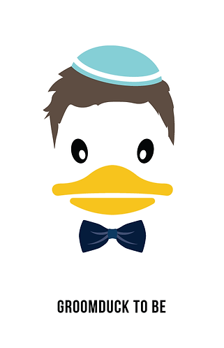 GROOMDUCK TO BE