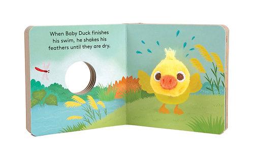 ספר baby duck