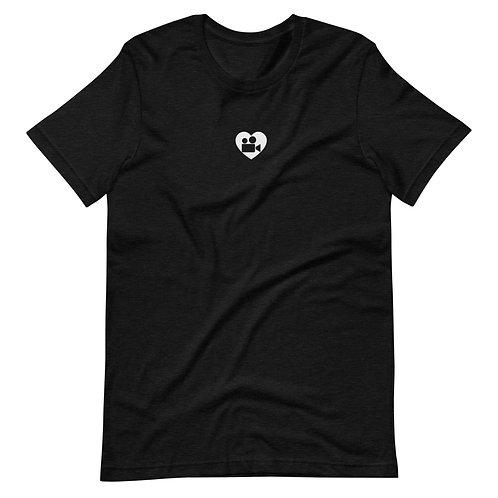 Love Film Short-Sleeve Unisex T-Shirt