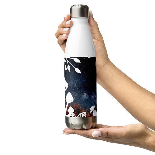 Milky Way Stainless Steel Water Bottle