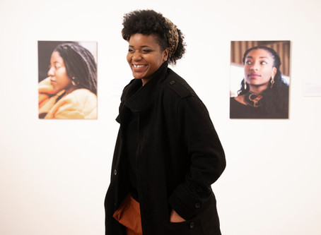 My First Solo Exhibit for The Self Publication