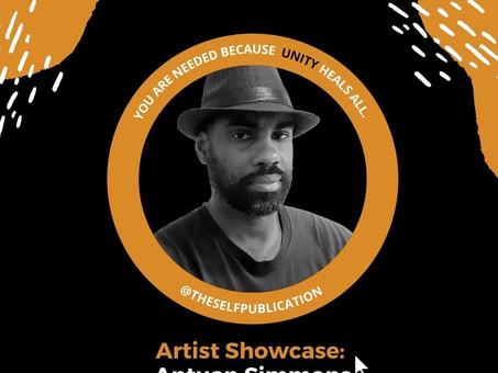 Honoring Black Artists - Antuan Simmons