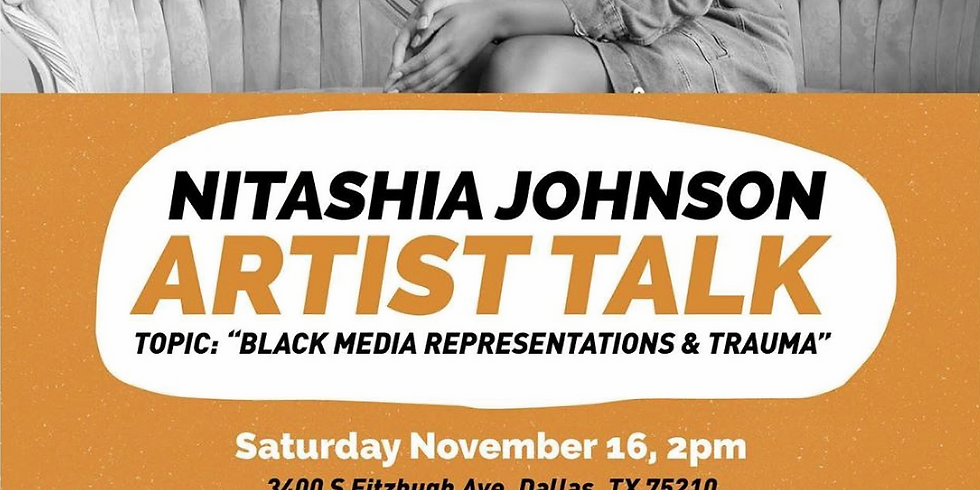 Artist Talk: The Self Publication, NJ