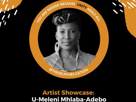 Honoring Black Artists - U-Meleni Mhlaba-Adebo