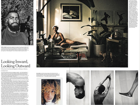 The New York TimeSources of Self-RegardSelf-Portraits From Black Photographers Reflecting on America