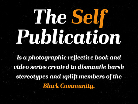 In their own words: 'The Self Publication' explores issues of racism, internal prejudice and more