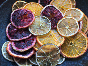 dried citrus