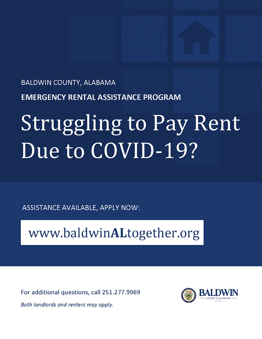 Baldwin Emergency Rental Assistance