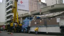 Mc Donalds Rosario - comitente: GEA construcciones