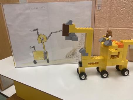 LEGO Replica Challenge
