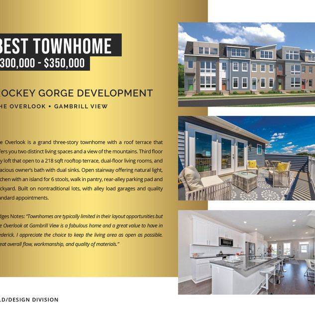 Rocky Gorge Development