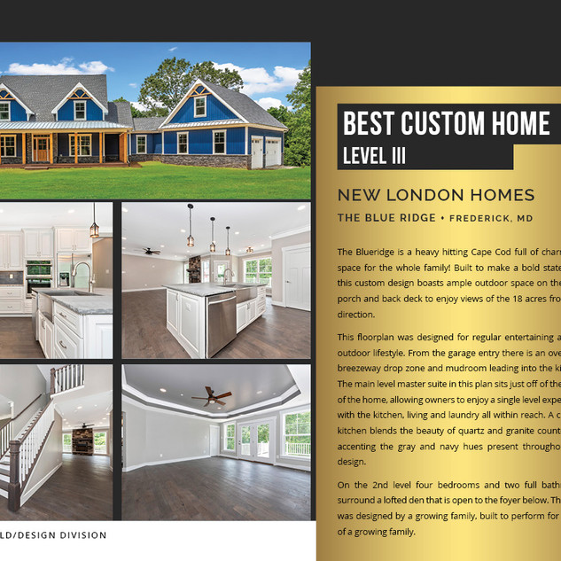New London Homes