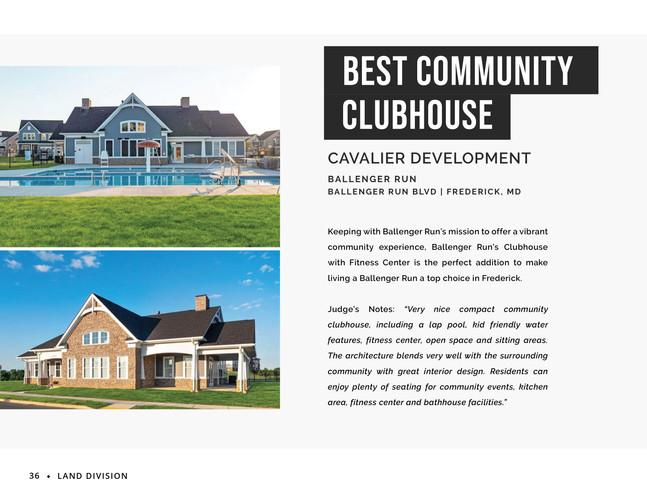 Cavalier Development