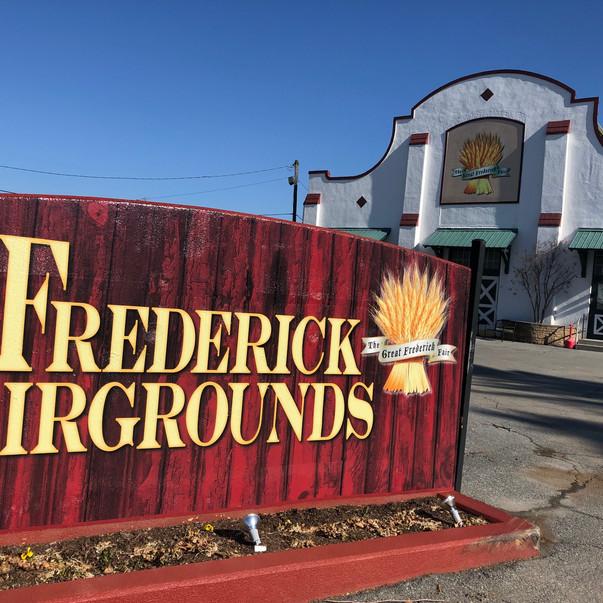 The Frederick Fairgrounds