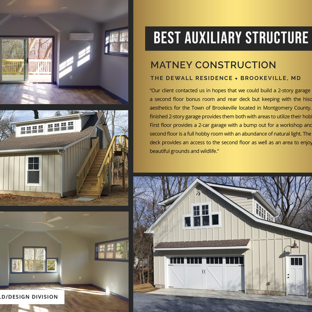MATNEY Construction