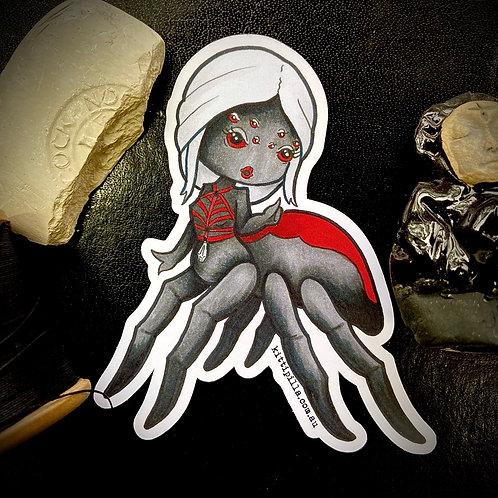 Arachi Spider Sticker