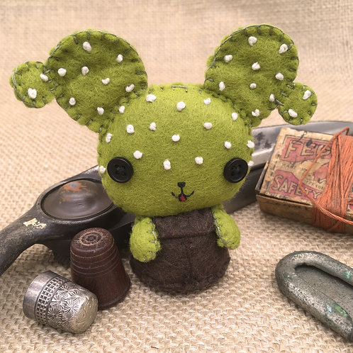 Cactus Critter Mouse